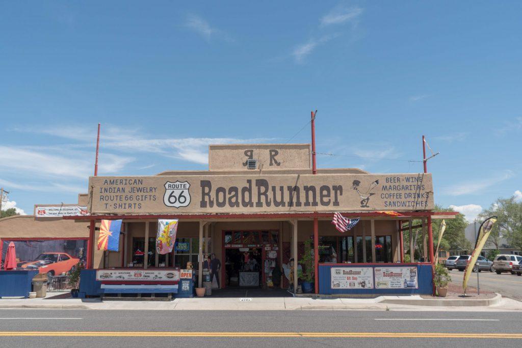 Road Runner, Seligman