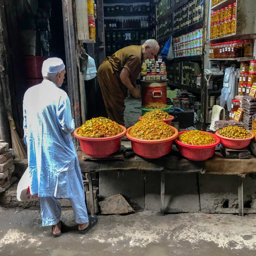 Mochi gate, market, Lahore
