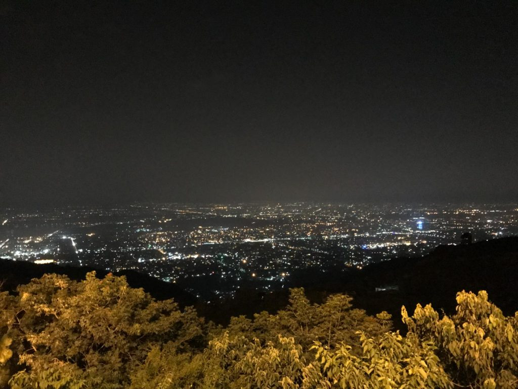 Islamabad by night