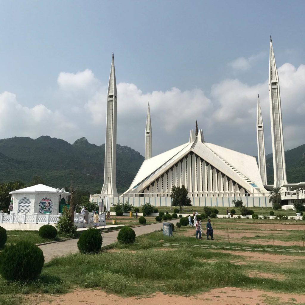 Faisal mosque, Islamabad