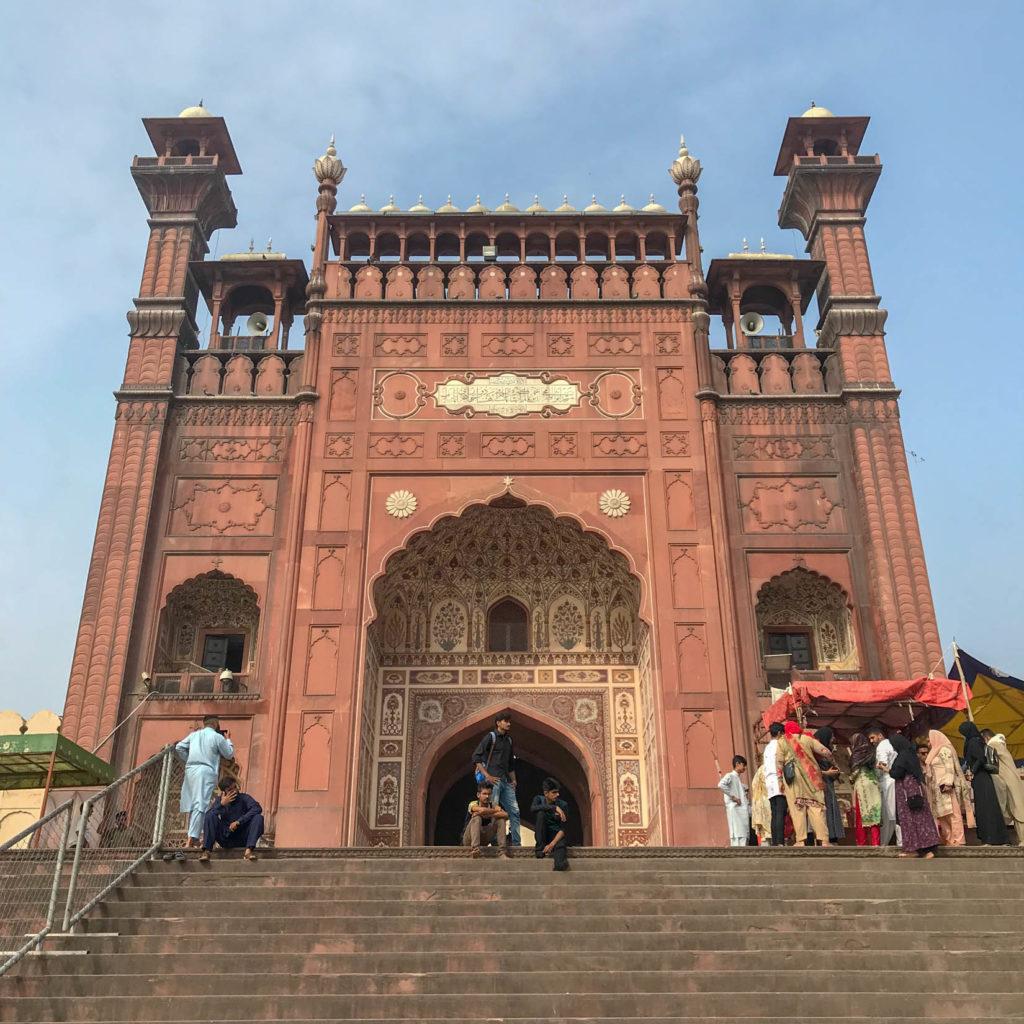 Badshahi Mosque Gate