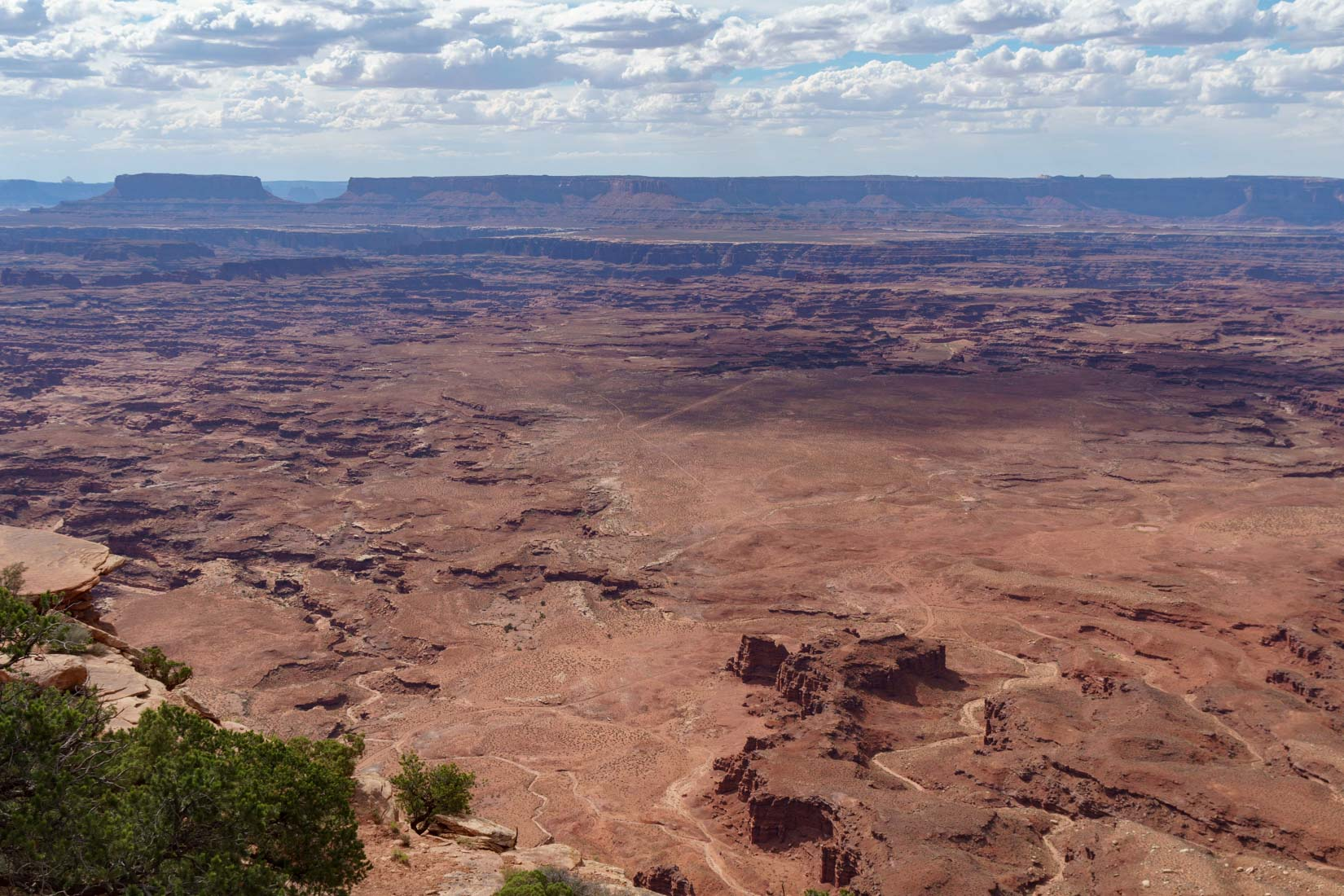 Needles Overlook, Canyonlands