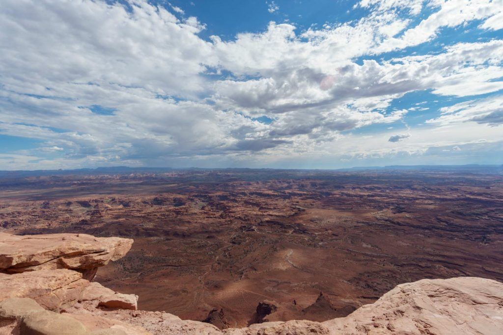 Needles Overlook, Canyonlands