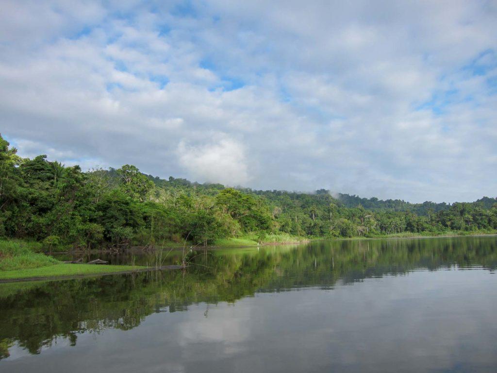 Wagu lake