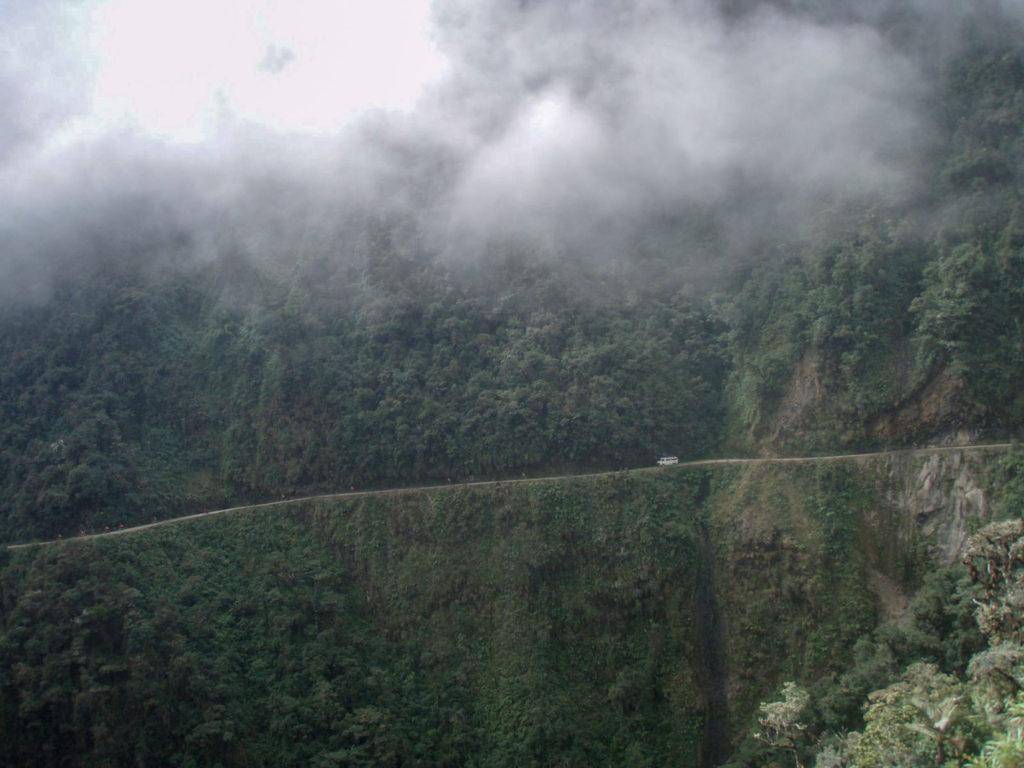 Camino Nor Yungas